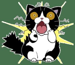 Panda-cat Mink(Japanese  version) sticker #330428