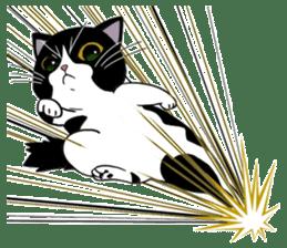 Panda-cat Mink(Japanese  version) sticker #330433