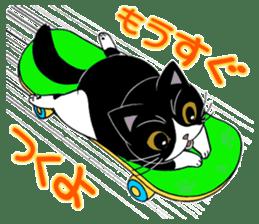 Panda-cat Mink(Japanese  version) sticker #330443