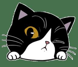 Panda-cat Mink(Japanese  version) sticker #330446