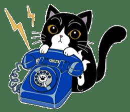Panda-cat Mink(Japanese  version) sticker #330453