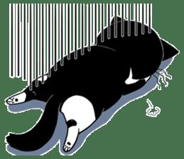 Panda-cat Mink(Japanese  version) sticker #330457