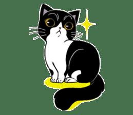 Panda-cat Mink(Japanese  version) sticker #330463