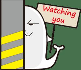 Shake seal sticker #330546