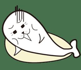 Shake seal sticker #330559