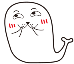 Shake seal sticker #330568