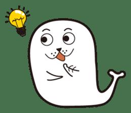 Shake seal sticker #330569