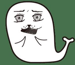 Shake seal sticker #330572