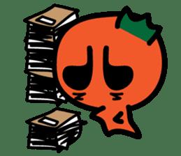 Oranger happy life sticker #331351