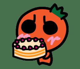 Oranger happy life sticker #331371