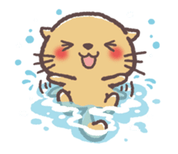 Sea World Cute Characters sticker #332170