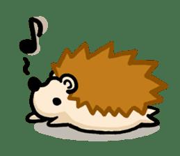 Hedgehog Sticker! sticker #332868