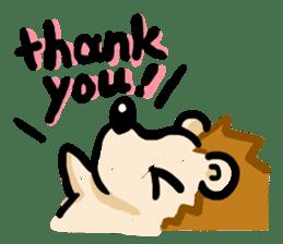 Hedgehog Sticker! sticker #332877