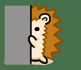Hedgehog Sticker! sticker #332885