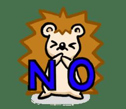 Hedgehog Sticker! sticker #332898