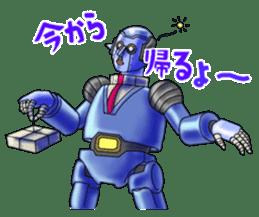 Robo Family Z sticker #333912