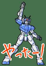Robo Family Z sticker #333914