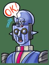 Robo Family Z sticker #333916