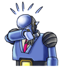 Robo Family Z sticker #333921