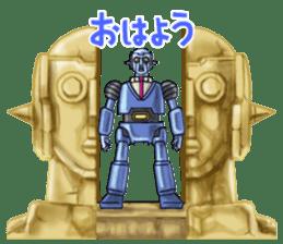 Robo Family Z sticker #333932