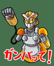 Robo Family Z sticker #333934