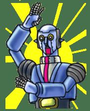 Robo Family Z sticker #333935