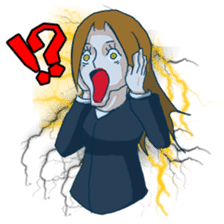Daily lives of working woman Etsuko sticker #334075