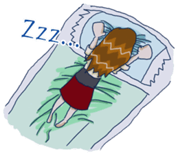 Daily lives of working woman Etsuko sticker #334079