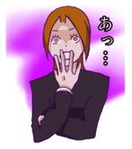 Daily lives of working woman Etsuko sticker #334088