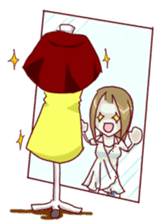 Daily lives of working woman Etsuko sticker #334102