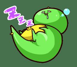 Gon & Mukigon -Funny cute chara sticker #334350