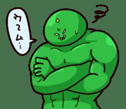 Gon & Mukigon -Funny cute chara sticker #334354