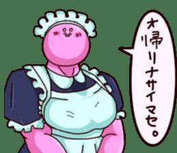 Gon & Mukigon -Funny cute chara sticker #334357