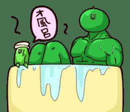 Gon & Mukigon -Funny cute chara sticker #334358