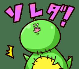 Gon & Mukigon -Funny cute chara sticker #334363