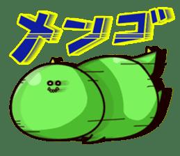 Gon & Mukigon -Funny cute chara sticker #334375
