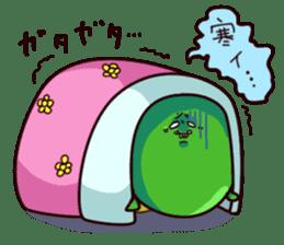 Gon & Mukigon -Funny cute chara sticker #334378