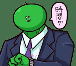 Gon & Mukigon -Funny cute chara sticker #334381