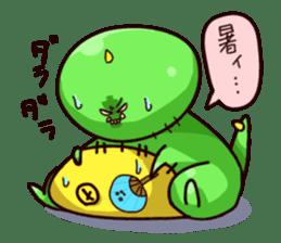 Gon & Mukigon -Funny cute chara sticker #334382