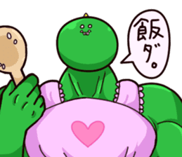 Gon & Mukigon -Funny cute chara sticker #334384