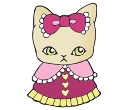 Necoco cat sticker #334394