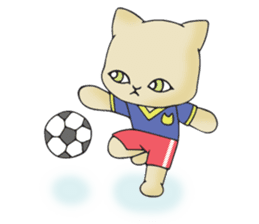 Necoco cat sticker #334398
