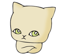 Necoco cat sticker #334424