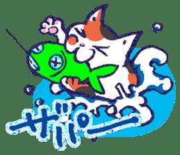 Goofy Cats Sequel (Japanese ver.) sticker #334692