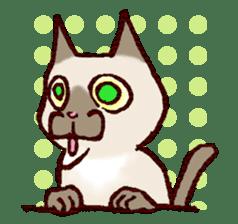 Goofy Cats Sequel (Japanese ver.) sticker #334695