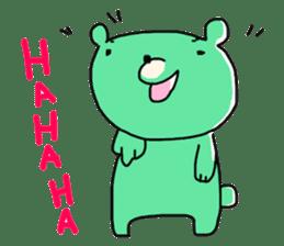 Kumawasakun sticker #334786