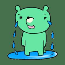 Kumawasakun sticker #334805