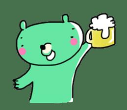 Kumawasakun sticker #334814