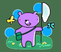 Kumawasakun sticker #334817