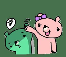 Kumawasakun sticker #334821